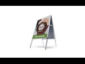 Reklamní stojany nebo-li áčka - praktická, jednoduchá a efektivní propagace