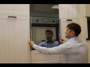 Účinná ochrana kuchyňských dvířek - tepelný štít