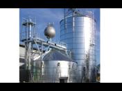 Profesionální skladování obilovin - kvalitní sila, zásobníky nebo systémy pro velké haly a sklady