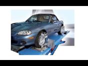 Prodej geometrie kol, geometrie podvozků, osobních a nákladních aut