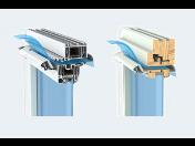 Okenní štěrbiny BRISTEC - inteligentní systémy automatického větrání - prodej, montáž