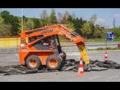 Bourání a likvidace asfaltu Praha – od 1 m2 do několika tisíců m2