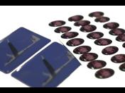 3D samolepky a  3D loga - originální reklamní prezentace pro Vaši firmu