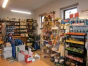 Prodej spojovacího materiálu kutilům a drobným živnostníkům