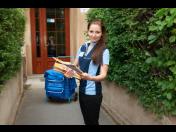 Nabídka práce, volná místa - roznos letáků do schránek, distributor zásilek