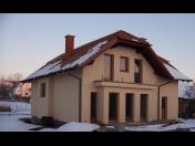 Výstavbu rodinných domů na klíč zajistí firma Zednictví Jiří Pokorný