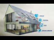 Větrací jednotky s rekuperací tepla Venus Recover, Soler&Palau - řízené větrání domů a bytů