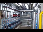 Odborná prohlídka, revize plynové kotelny - revizní technik pohlídá lhůty pro pravidelné kontroly