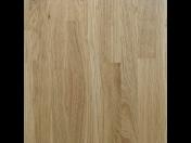 Spárovky napojované, průběžné dub, buk, jasan, javor - výroba, prodej jednovrstvé lepené desky