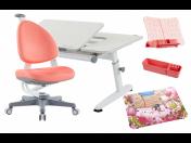 Rostoucí, stavitelný nábytek pro děti - dětské psací stoly, židle
