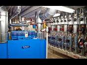 Revize, pravidelné kontroly nízkotlaké plynové kotelny - revizní technik Vám pohlídá lhůty