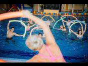 Krytý plavecký bazén Ústí nad Orlicí - technologie slané vody bez klasického chlórování