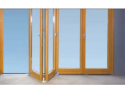 Český výrobce skládacích prosklených dveří   - pro více světla ve Vašem domě