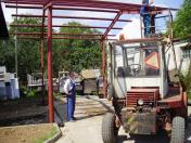 Prodej hutního materiálu Jičín – ocelové profily, ocelové plechy