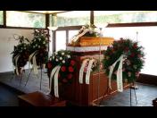 Pohřební služba Česká Třebová - rozloučení ve vlastních obřadních síních