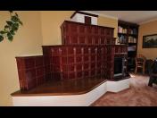 Rekonstrukce kachlových kamen - s rozvody vzduchu, zpracování 3D návrhu
