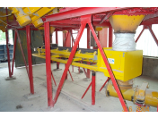 Pásové váhy Pardubice – pro vážení hmotnosti sypkých materiálů