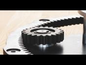 Kartáčování podlah bruskami Bona s rychlou výměnou disků z půjčovny BOMA PARKET