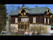 Odpoczynek i relaks w miejscowości Karlova Studánka w Jesionikach znajdziesz w nowo wyremontowanej willi Evžen
