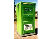 Chemické toalety kadibudky bez přípojky vody elektřiny kanalizace
