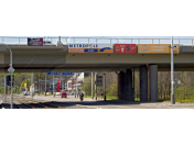 Reklamní plochy na mostech komunikací – efektivní a nepřetržitá reklama