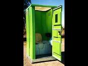 Dlouhodobý krátkodobý pronájem mobilních toalet WC kadibudek