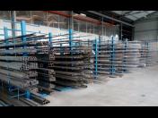 Ocelové plechy, profilová ocel, tenkostěnné profily, trubky – hutní materiál za příznivé ceny