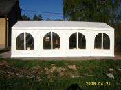 Výroba plachet a opláštění Hradec Králové – opláštění z PVC a technických textilií