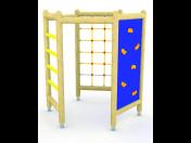 Hrací sestavy, herní prvky pro dětská hřiště na zahradu - výroba