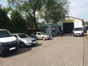 Výměna autoskel na pobočce Autosklo servis CZ na Praze 4