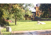Užitková zahrada s místem pro relaxaci přináší radost - návrhy a realizace