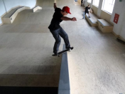 Skatepark Ústí nad Orlicí - provoz v letních i zimních měsících