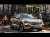Inovativní technologie a nové proporce - představujeme nový VW Touareg