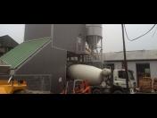 Moderní betonárna – výroba a dodávka certifikovaných betonových směsí