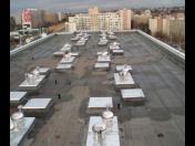 Rekonstrukce nadstřešních částí odvětrání budov Praha – pro dlouhou životnost bez poškození