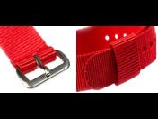 Nylonové náramky pro RFID hodinky – kombinace s různými druhy bezkontaktních, vstupních čipů