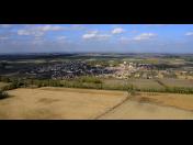 Město Hrušovany nad Jevišovkou s mnoha památkami a s bohatou sítí cyklotras