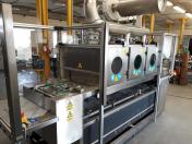 Výroba průběžných odmašťovacích a čistících strojů