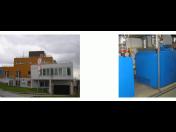 Výroba a distribuce tepelné energie – provoz a servis plynových kotelen