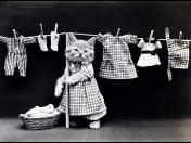 Čistírna prádla a drobné opravy oděvů – samostatné praní pro každého zákazníka