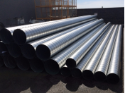 Výroba SPIRO potrubí, potrubí pro vzduchotechniku