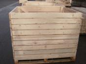 Holzkisten für Gemüse - Verkauf und Produktion auf Bestellung, die Tschechische Republik