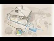 Decentrální ČOV s telemetrickým řídícím systémem pro malé obce