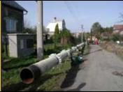 Profesionální montáž, oprava - plynovody, ropovody, produktovody