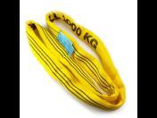 Prodej textilních vazáků, upínacích pásů, závěsných i nekonečných popruhů na E-shopu