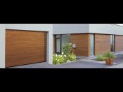 Rolovací, sekční a boční garážová vrata se snadným ovládáním – dodávka a montáž