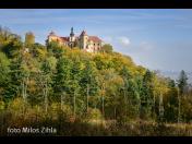 Horní Jiřetín, bohatý kulturní i sportovní život, památky a turistika