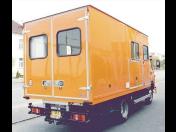 Skříňová nástavba – mobilní pojízdná dílna s vybavením dle Vašich požadavků