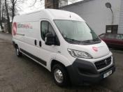 Levná půjčovna užitkových vozidel – pronájem dodávek Fiat Ducato za příznivé ceny