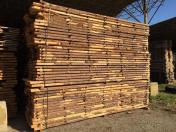 Střešní latě, fošny, prkna –  stavební řezivo na prodej a výroba na zakázku